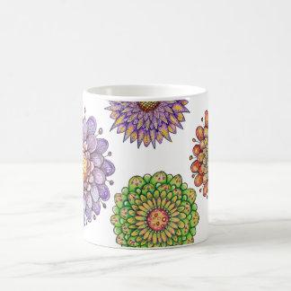 Hoopla Flowers Coffee Mug