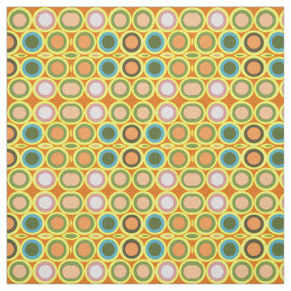 Hoopla Maze Combed Cotton Fabric