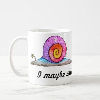Hoopla Snail Coffee Mug