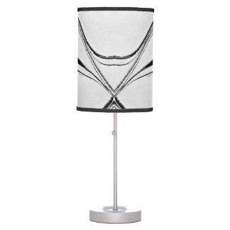 Hoopla Table Lamp Shadows