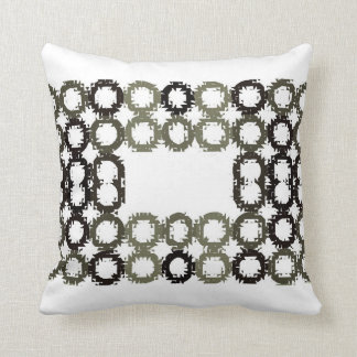 Hoopla Tree Design Throw Pillow