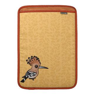 Hoopoe de Birdorable Fundas Para Macbook Air