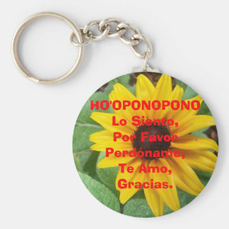 HO'OPONOPONO COLECTION KEYCHAINS