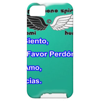 HO'OPONOPONO SPIRITS, CUSTOMIZABLE PRODUCTS iPhone 5 CASE