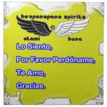 HO'OPONOPONO SPIRITS, CUSTOMIZABLE PRODUCTS NAPKINS