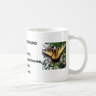 HO'OPONOPONO TAZA COFFEE MUG