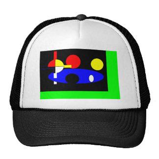 hoops3 trucker hat