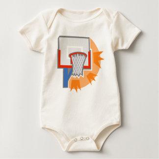 Hoops Baby Bodysuit