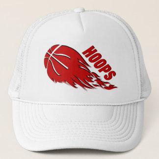 Hoops Basketball Cap
