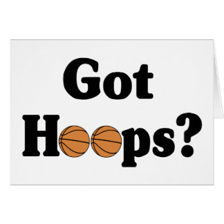Hoops Basketball Card