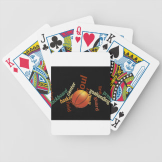 Hoops Basketball Sport Fanatics.jpg Bicycle Playing Cards