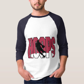 Hoops Basketball T-shirts and Gifts