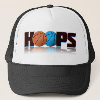 Hoops Basketball Trucker Hat