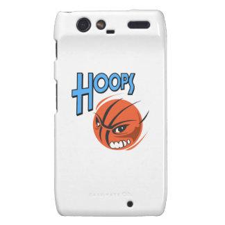 Hoops Motorola Droid RAZR Cover