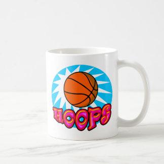 HOOPS COFFEE MUG