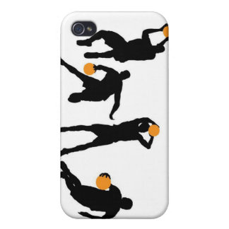 Hoops iPhone 4 Cover