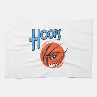 Hoops Kitchen Towel