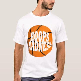 HOOPS MADNESS BASKETBALL T-Shirt