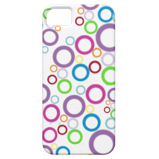 Hoops of colors iPhone SE/5/5s case