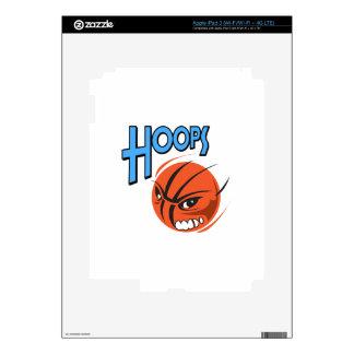Hoops Skin For iPad 3