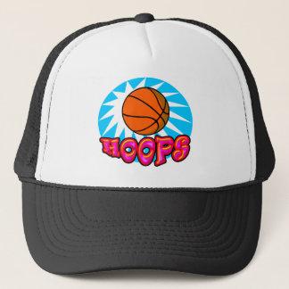 HOOPS TRUCKER HAT