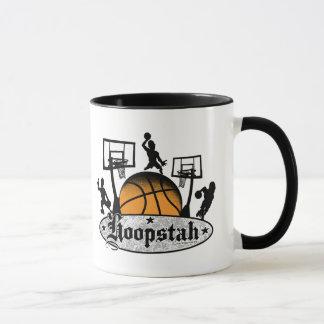 Hoopstah Logo Gear for Ballers and Hoopsters Mug