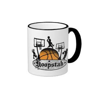 Hoopstah Logo Gear for Ballers and Hoopsters Coffee Mug