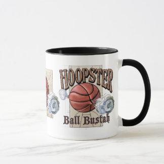 Hoopster Ball Buster by Mudge Studios Mug