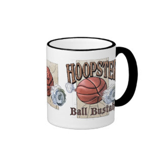 Hoopster Ball Buster by Mudge Studios Mugs