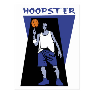 Hoopster Postcard