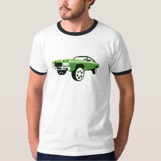 Hoopty G-ride and caddy cadillac rims T-Shirt
