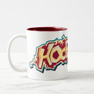 HoopWorld Red Team Mug