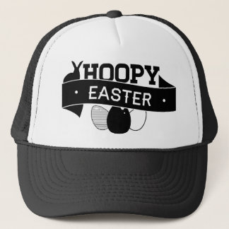 Hoopy Easter Trucker Hat