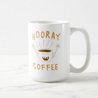 ¡Hooray café! Tazas De Café