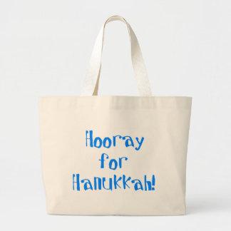 Hooray for Hanukkah Tote Bags