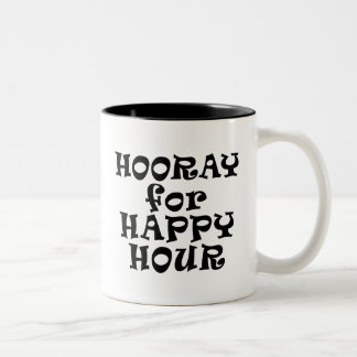 Hooray for Happy Hour Mug