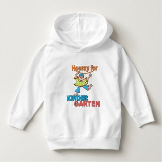 Hooray for Kindergarten Toddler T-shirt