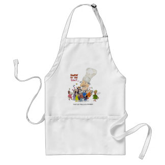 Hooray For the Chef Adult Apron