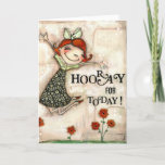 "Hooray for Today - Birthday Card<br><div class=""desc"">Yay! It"