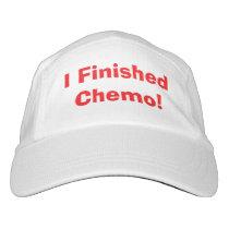 Hooray! I Finished Chemo! 4Jojo Hat