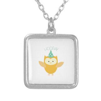Hooray Owl Jewelry