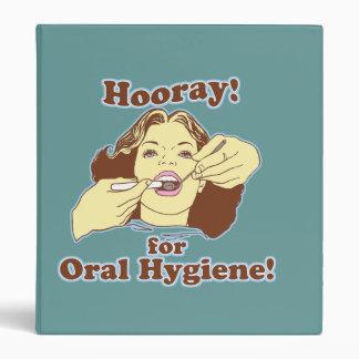 Hooray para la higiene oral retra