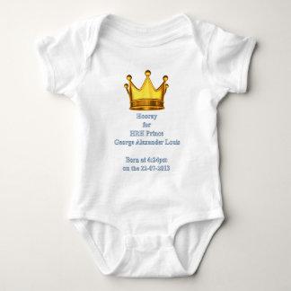Hooray para príncipe George Body Para Bebé