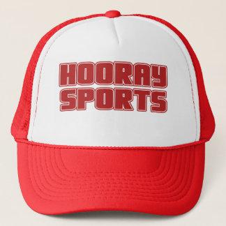 Hooray SPORTS Trucker Hat