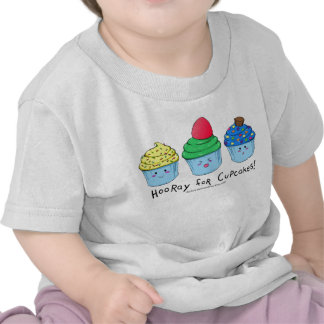 hoorayforcupcakesboy t shirts
