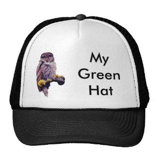 Hoo's Look'n,  Hat