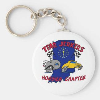 Hoosier Key Chain
