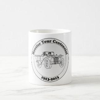 Hoosier Tour Centennial Coffee Mug