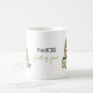 Hoot for Big Brother Coffee Mug