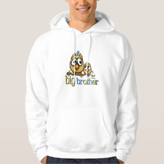 Hoot for Big Brother Hoodie
